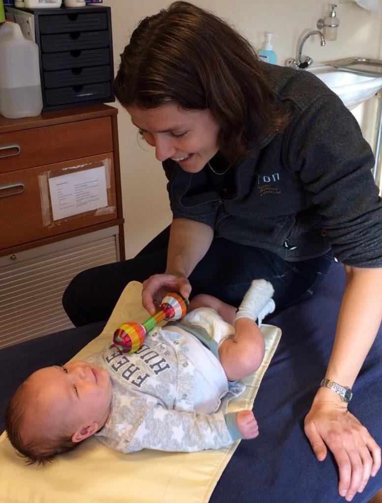Kinderfysiotherapeut Mijdrecht
