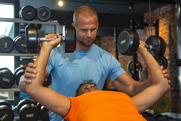 personal trainer vinkeveen